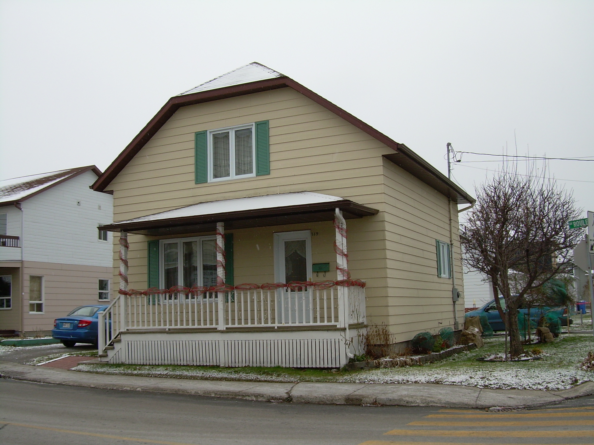 1209 - 319, avenue Rouleau