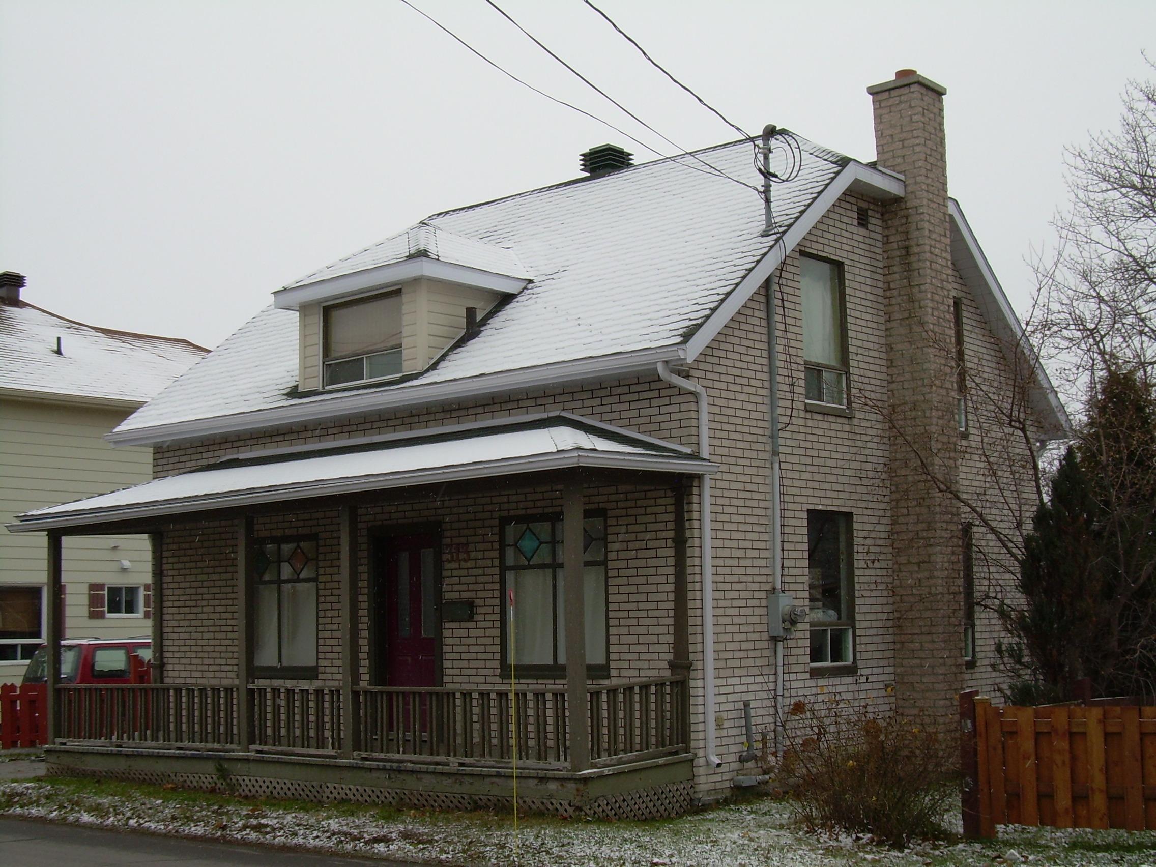 1211 - 313, avenue Rouleau
