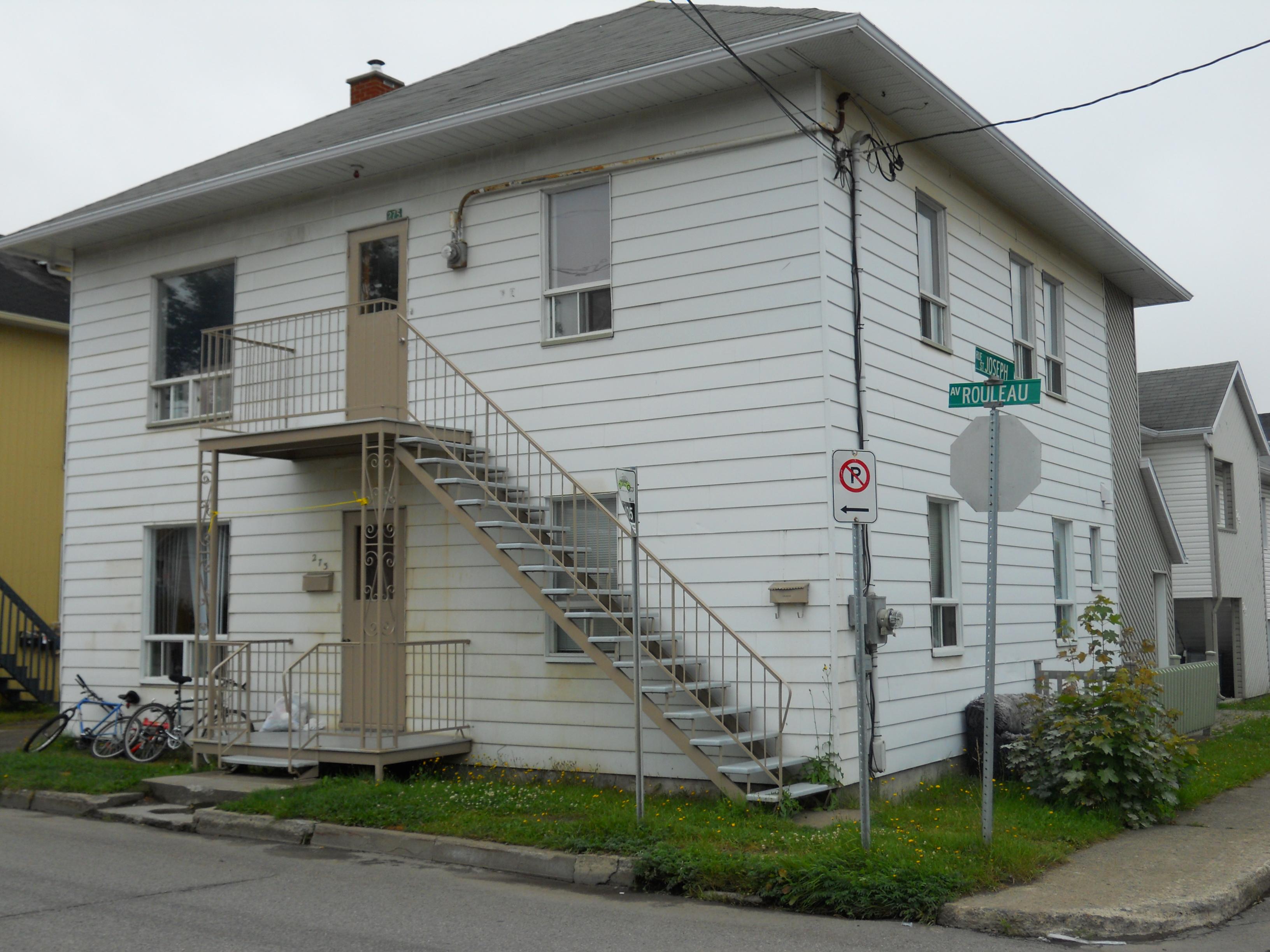 1217 - 273-275, avenue Rouleau