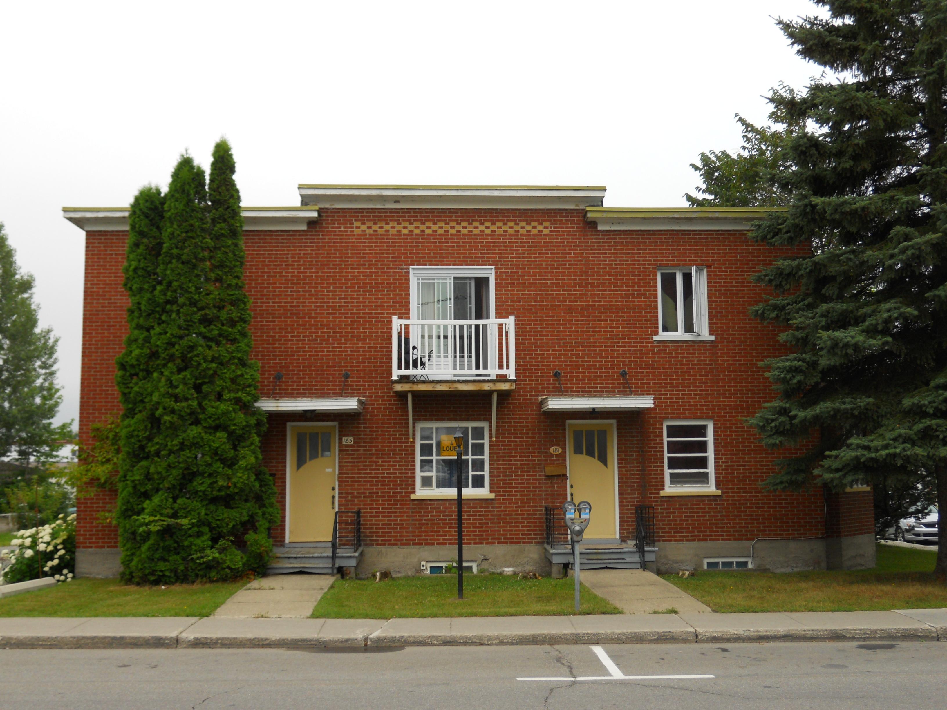 1225 - 181-183, avenue Rouleau