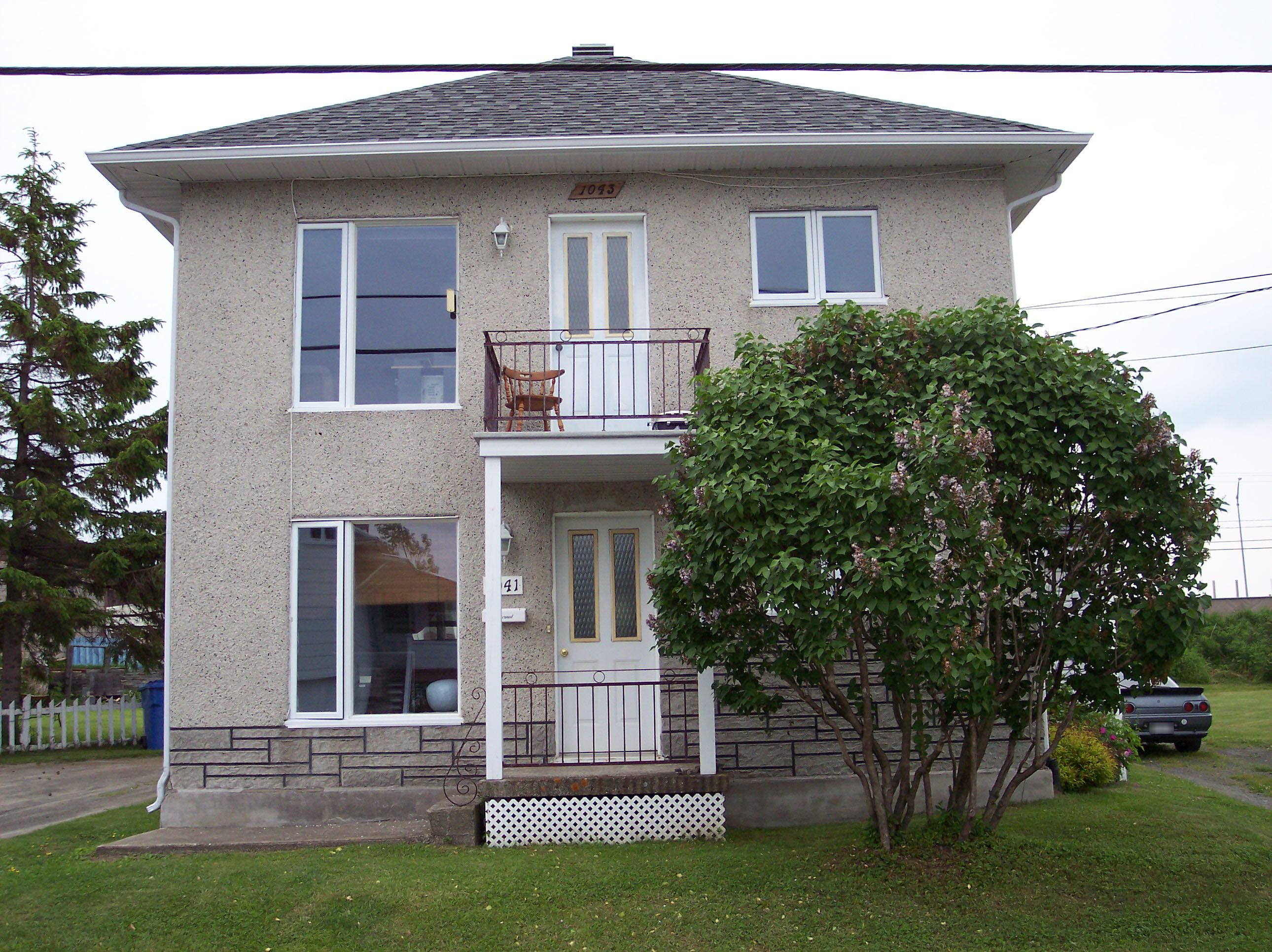 1256 - 1041-1043, rue du Parc