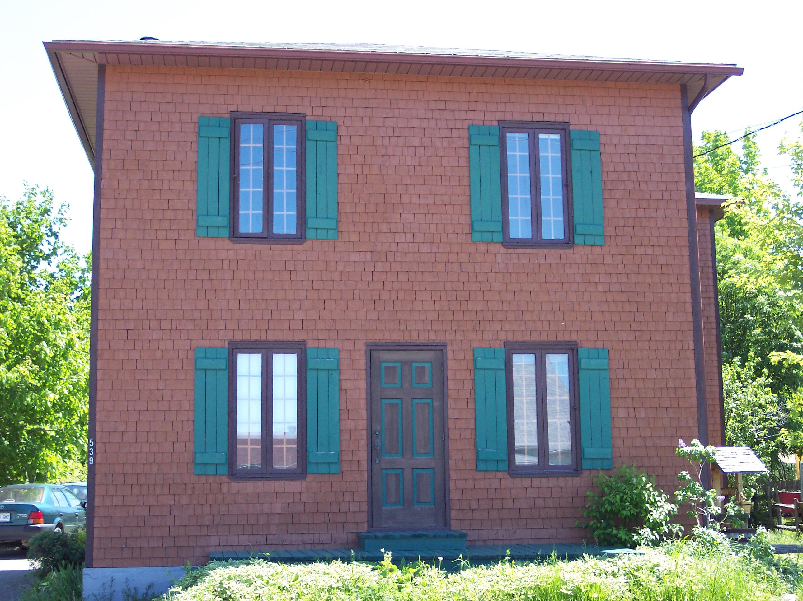1676 - 539, rue Tessier
