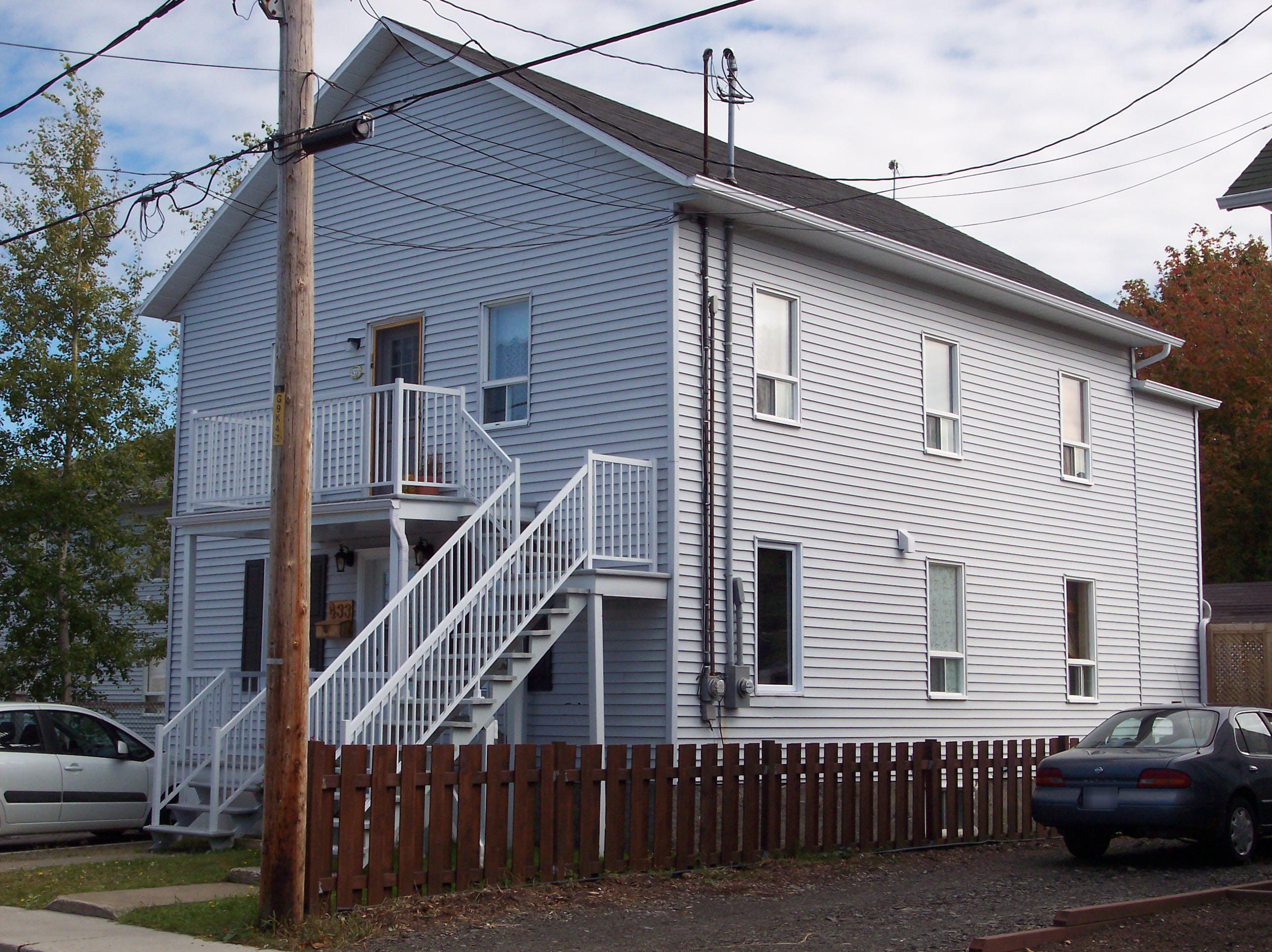 1902 - 433-435, rue Champlain