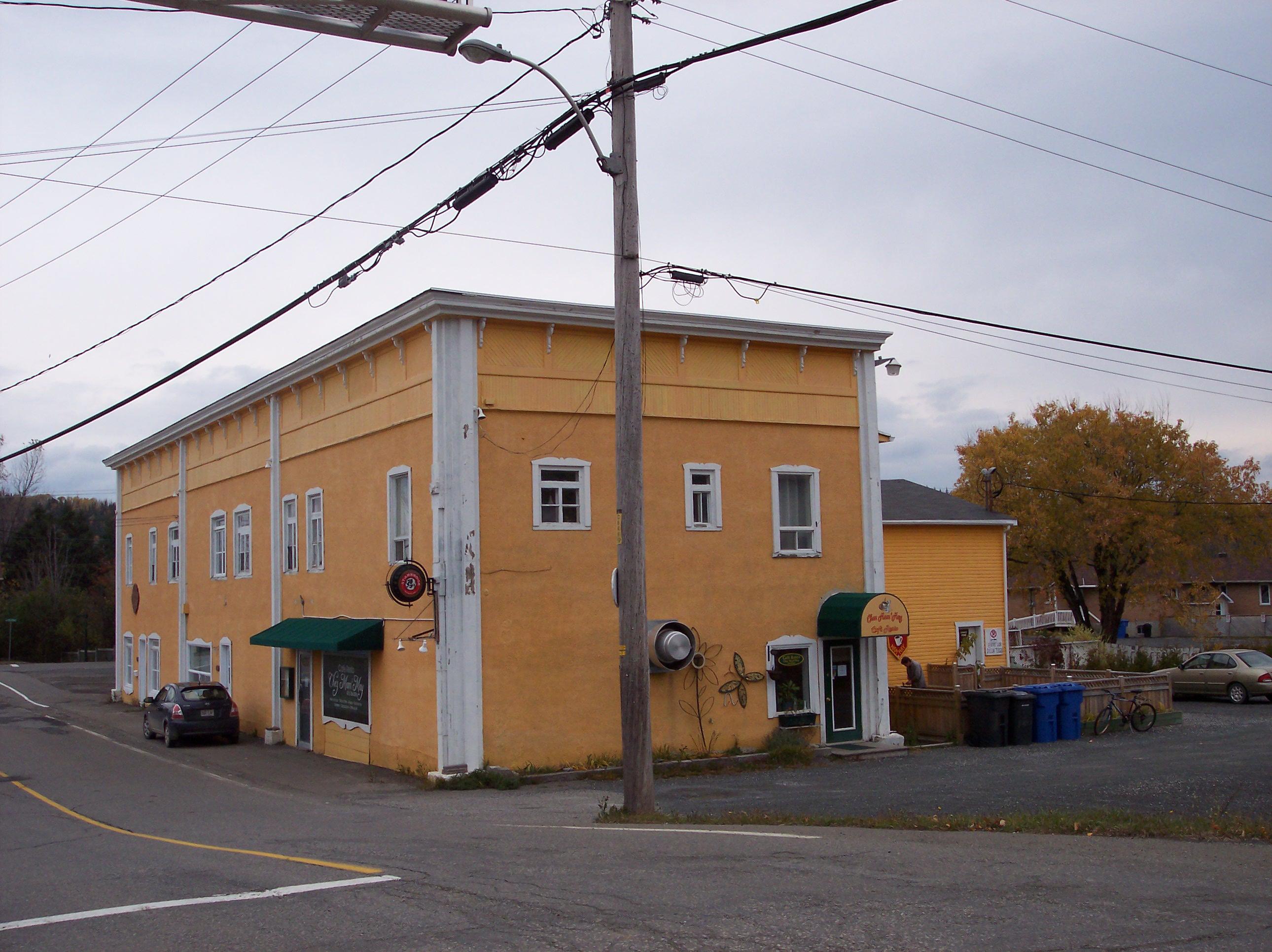 2543 - 138, rue de Sainte-Cécile-du-Bic