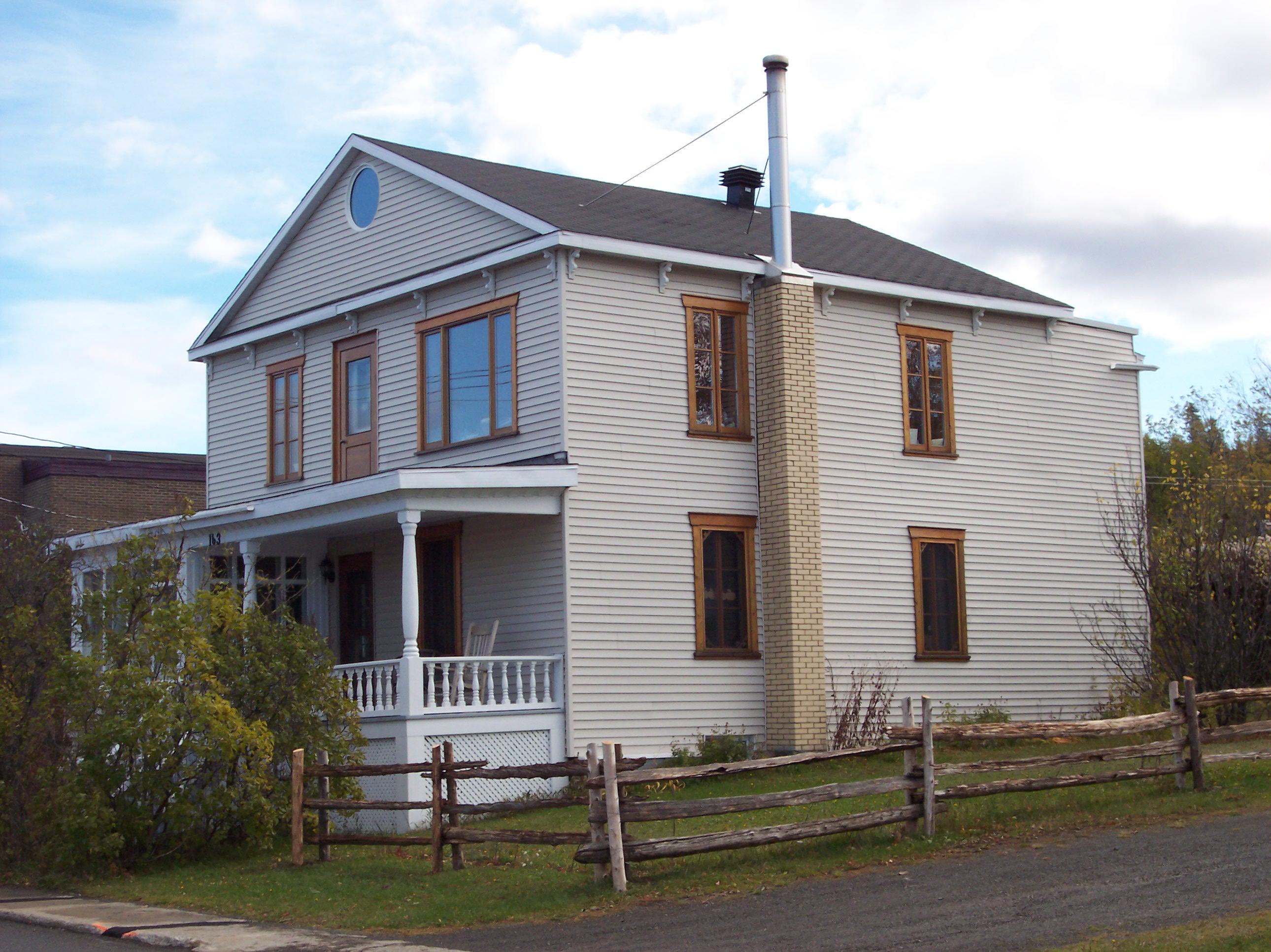 2554 - 163, rue de Sainte-Cécile-du-Bic
